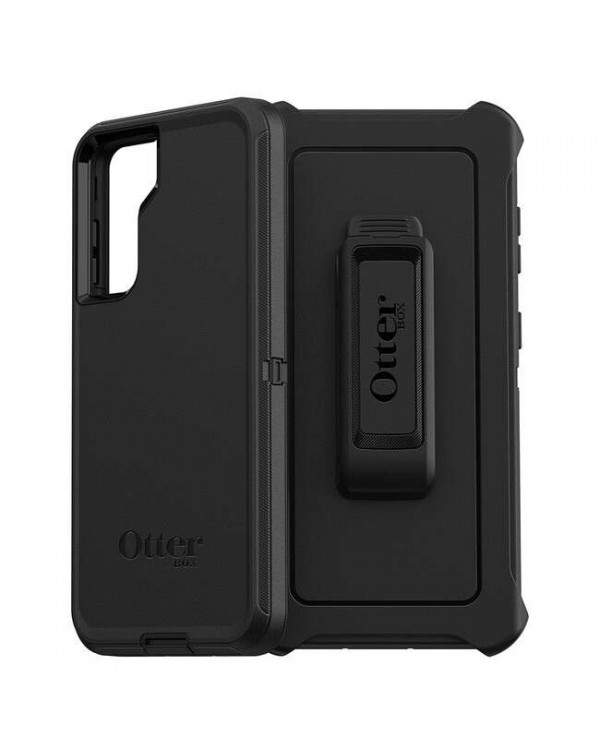 Otterbox - Defender Protective Case Black for Samsung Galaxy S21 Plus