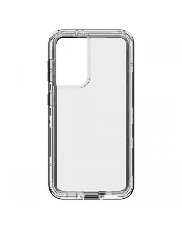 LifeProof - Next Dropproof Case Black Crystal (Clear/Black) for Samsung Galaxy S21