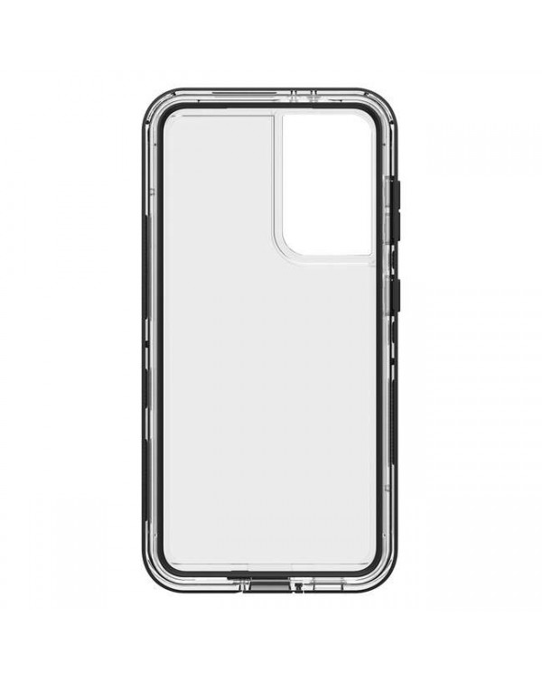 LifeProof - Next Dropproof Case Black Crystal (Clear/Black) for Samsung Galaxy S21 Plus