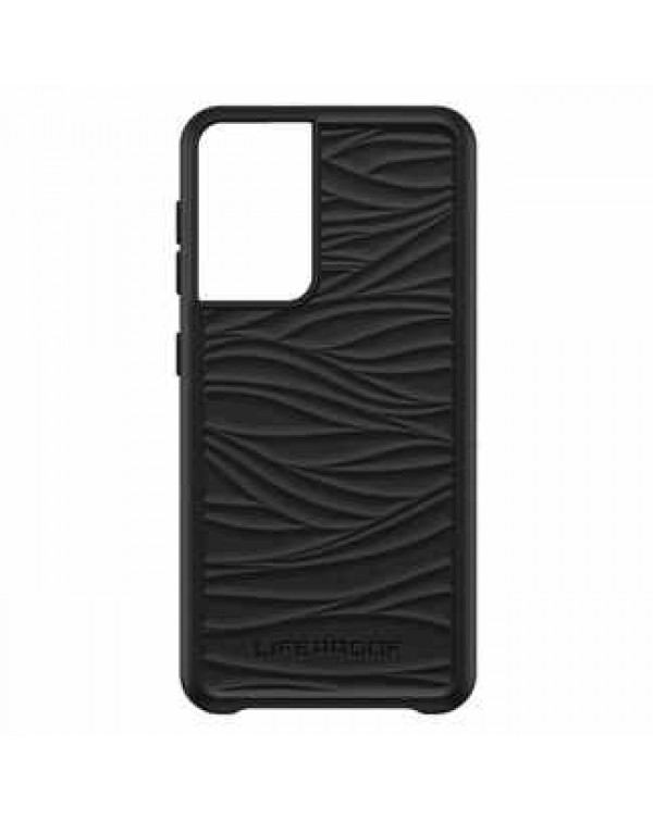 LifeProof - Wake Dropproof Eco Friendly Case Black for Samsung Galaxy S21