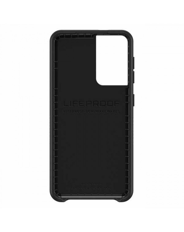 LifeProof - Wake Dropproof Eco Friendly Case Black for Samsung Galaxy S21 Plus