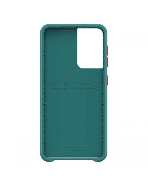LifeProof - Wake Dropproof Eco Friendly Case Down Under for Samsung Galaxy S21
