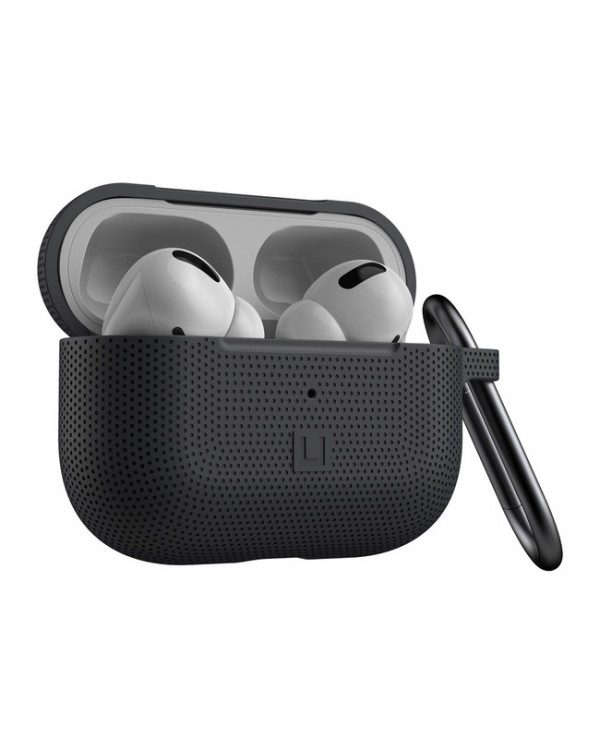 UAG - [U] Dot Silicone Case Black for AirPods Pro