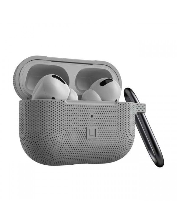 UAG - [U] Dot Silicone Case Grey for AirPods Pro
