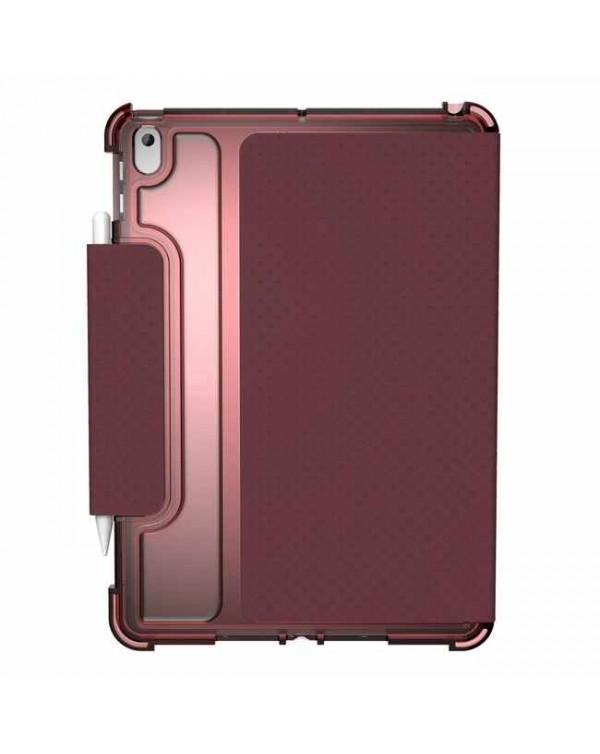 Lucent Folio Case Aubergine/Dusty Rose for iPad 10.2 2019 UAG