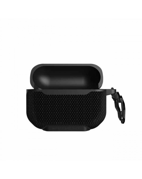 UAG - Metropolis Rugged Fiber Case Black for AirPods Pro
