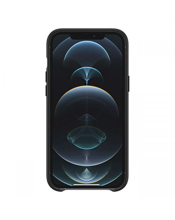LifeProof - Wake Dropproof Eco Friendly Case Black for iPhone 12 Pro Max