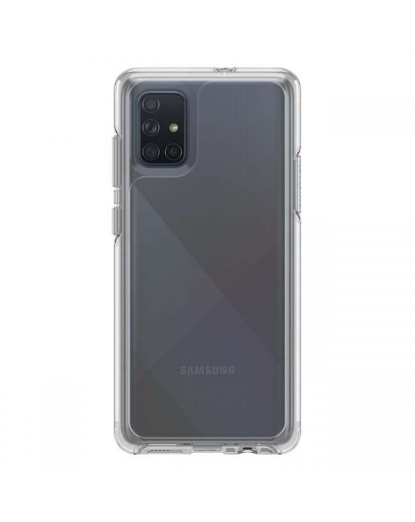 Otterbox - Symmetry Clear Protective Case Clear for Samsung Galaxy A71