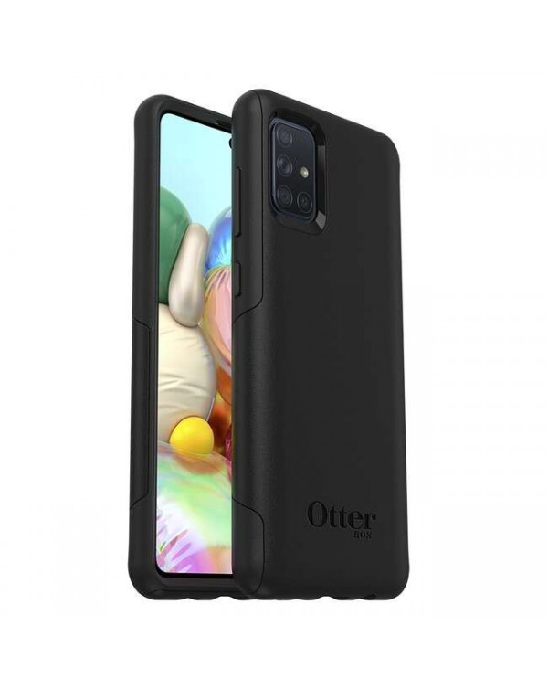 Otterbox - Commuter Lite Protective Case Black for Samsung Galaxy A71