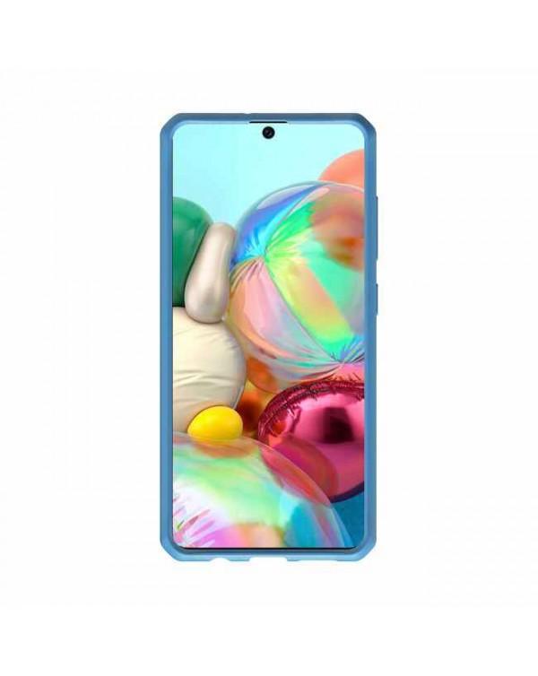 Feronia Bio - Terra DropSafe Biodegradable Case Blue for Samsung Galaxy A71