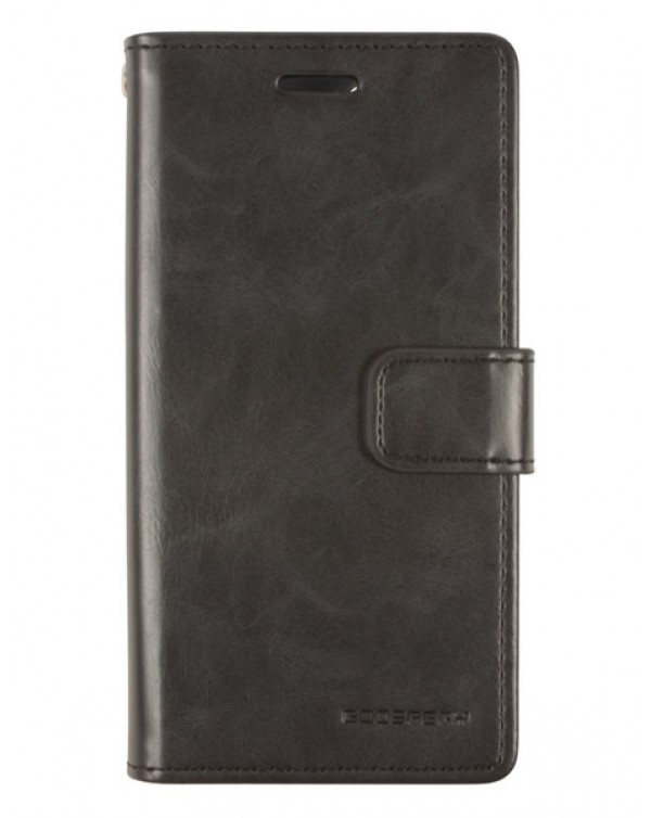 Mercury Bluemoon Diary for Samsung Galaxy S20 Ultra-black