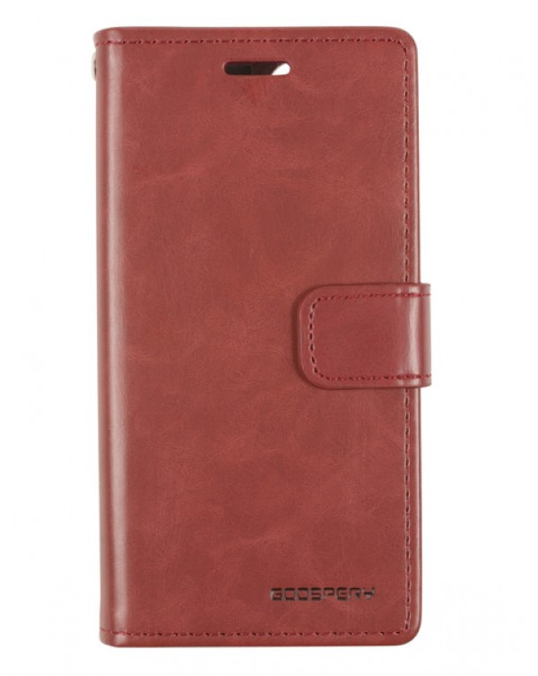 Mercury Bluemoon Diary for Samsung Galaxy S20 Ultra-Wine