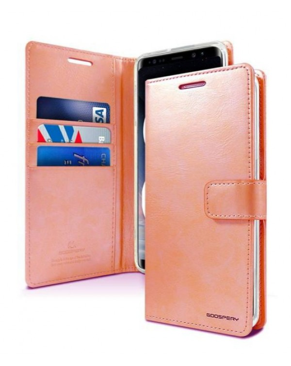 Mercury Bluemoon Diary for Apple iPhone 11 Pro -Rose Gold