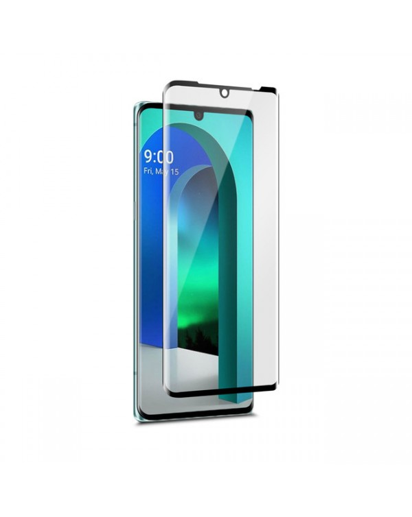 Blu Element - 3D Curved Glass Screen Protector for LG Velvet