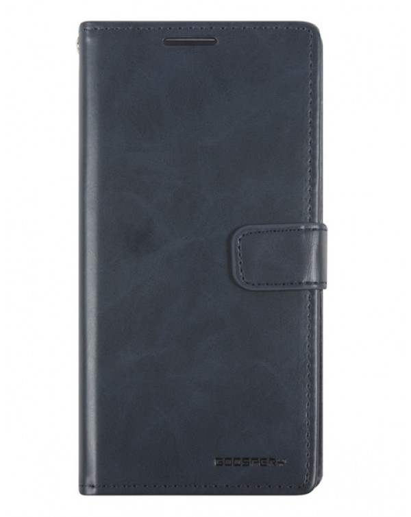Mercury Bluemoon Diary for Samsung Galaxy S9-Navy