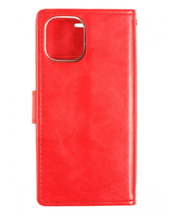 Mercury Bluemoon Diary for Apple iPhone 11 Pro -Red