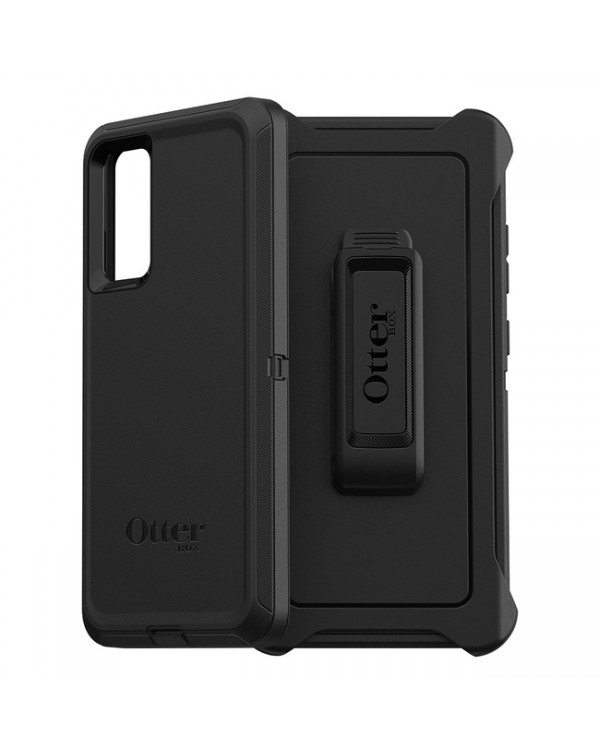 Otterbox - Defender Protective Case Black for Samsung Galaxy S20 FE