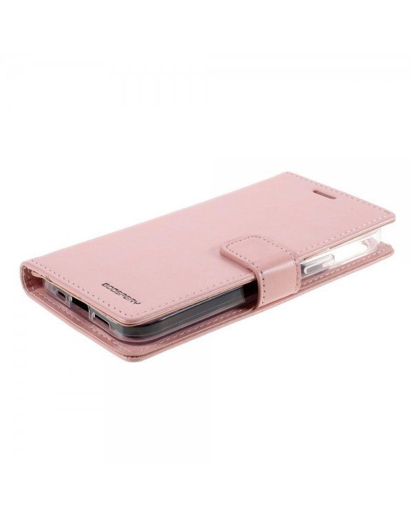 Mercury Bluemoon Diary for Samsung Galaxy S20 Ultra-Rose gold