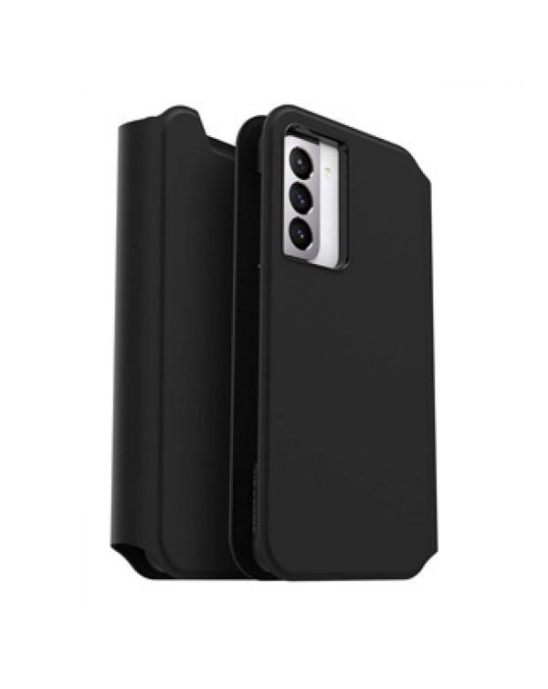 Samsung Galaxy S21 5G Otterbox Black (Shadow) Strada Leather Folio Case