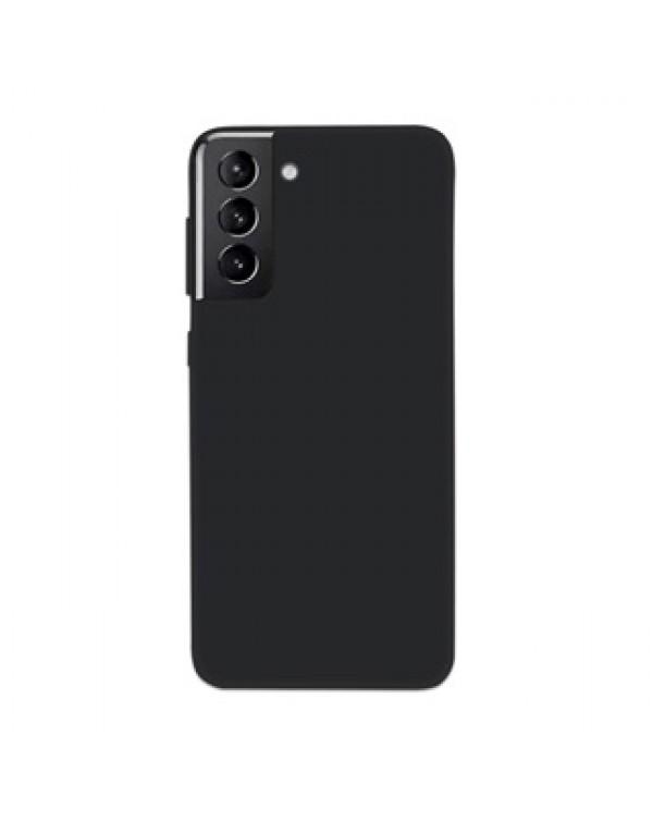 Samsung Galaxy S21+ 5G Uunique Black Liquid Silicone Case