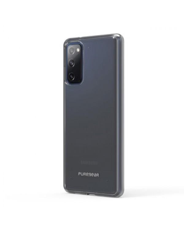Samsung Galaxy S20 FE 5G PureGear Clear Slim Shell Case w/Anti-Yellowing Coating
