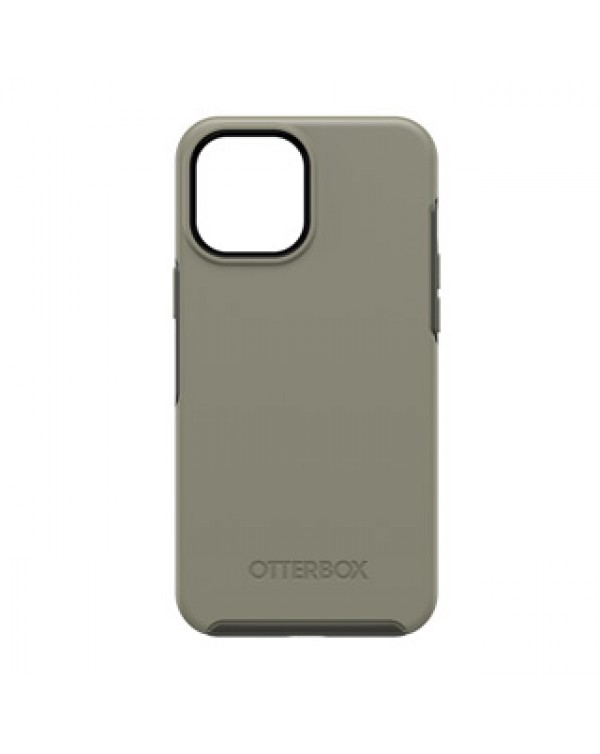 iPhone 12 Pro Max Otterbox Grey/Brown (Earl Grey) Symmetry Series Case