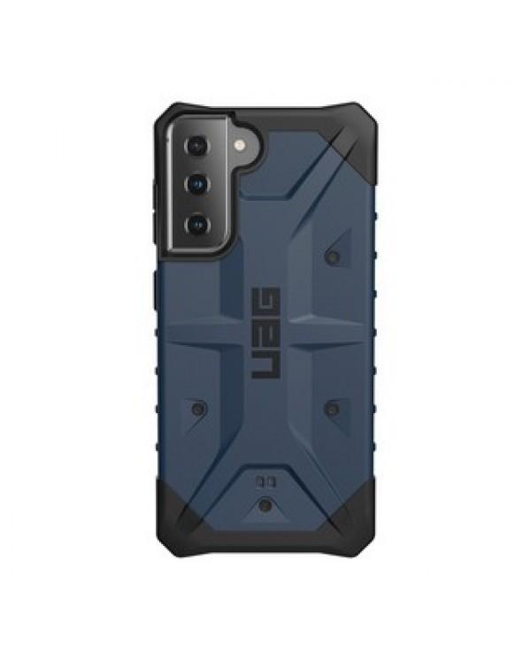 Samsung Galaxy S21 5G UAG Blue (Mallard) Pathfinder Case