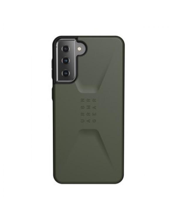 Samsung Galaxy S21+ 5G UAG Green (Olive) Civilian Case