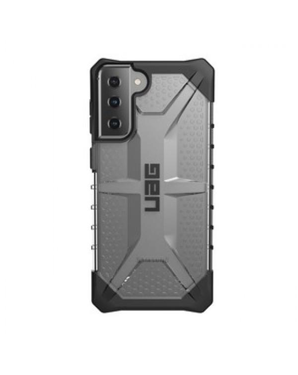 Samsung Galaxy S21+ 5G UAG Clear/Black (Ice) Plasma Case