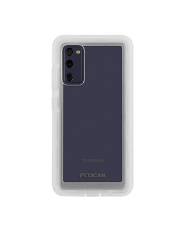 Samsung Galaxy S20 FE 5G Pelican Clear Voyager Case