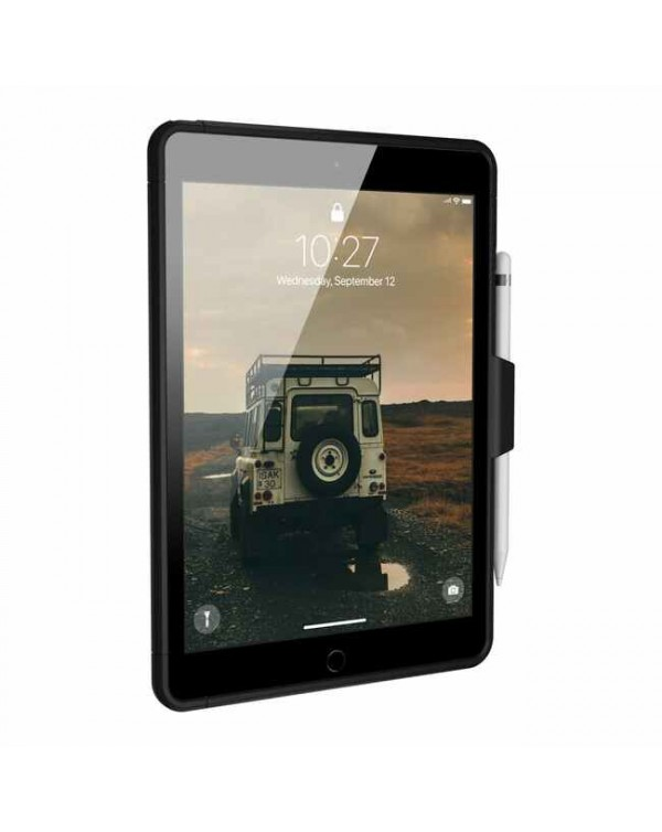 UAG - Scout Rugged Case Black for iPad Air 3/Pro 10.5