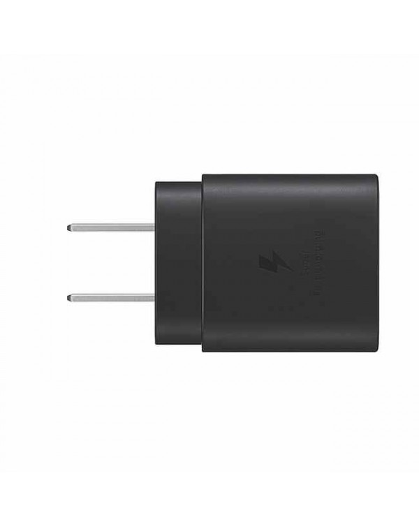 Samsung - Travel Adapter with USB-C to C Cable 25W Black