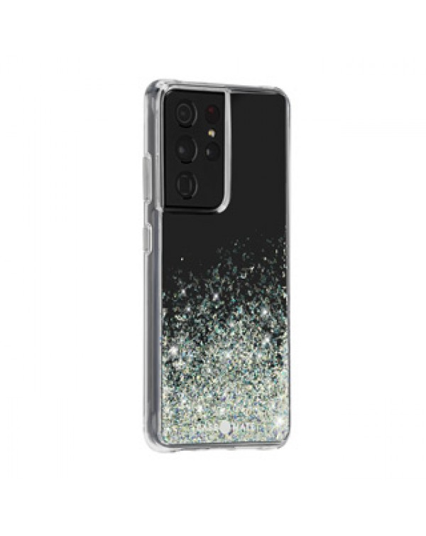 Samsung Galaxy S21 Ultra 5G Case-Mate Stardust Twinkle Ombre Case