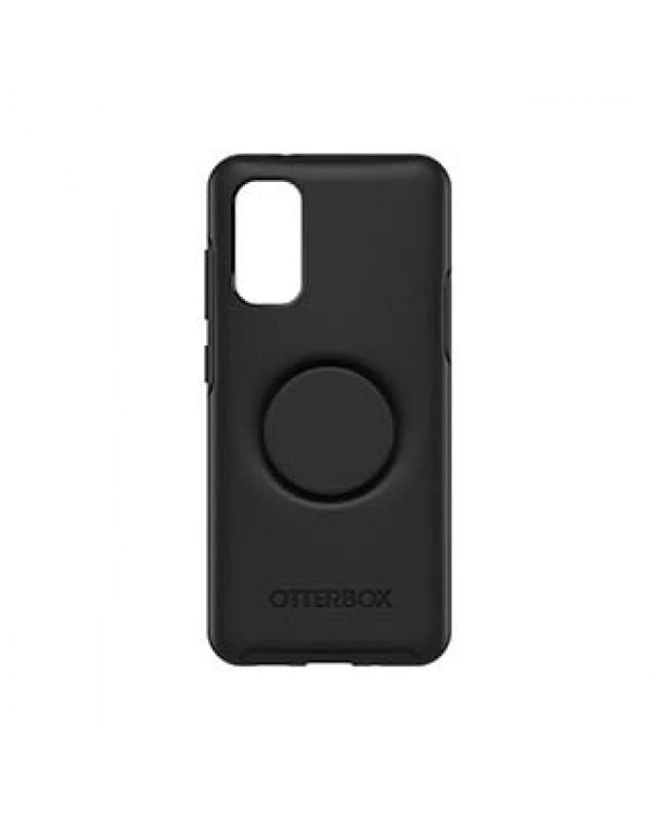 Samsung Galaxy S20 5G Otterbox + POP Black Symmetry Series Case