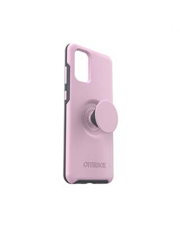 Samsung Galaxy S20+ 5G Otterbox + POP Pink/Grey (Mauvelous) Symmetry Series Case