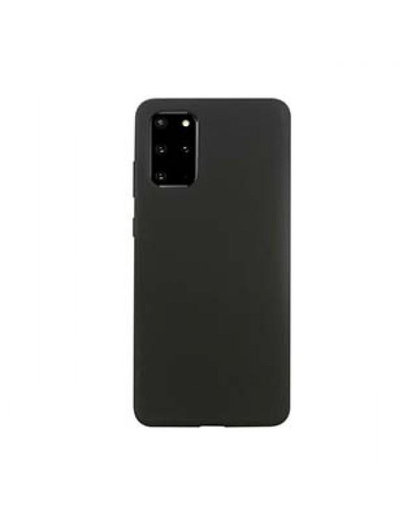 Samsung Galaxy S20+ 5G Uunique Black Liquid Silicone Case