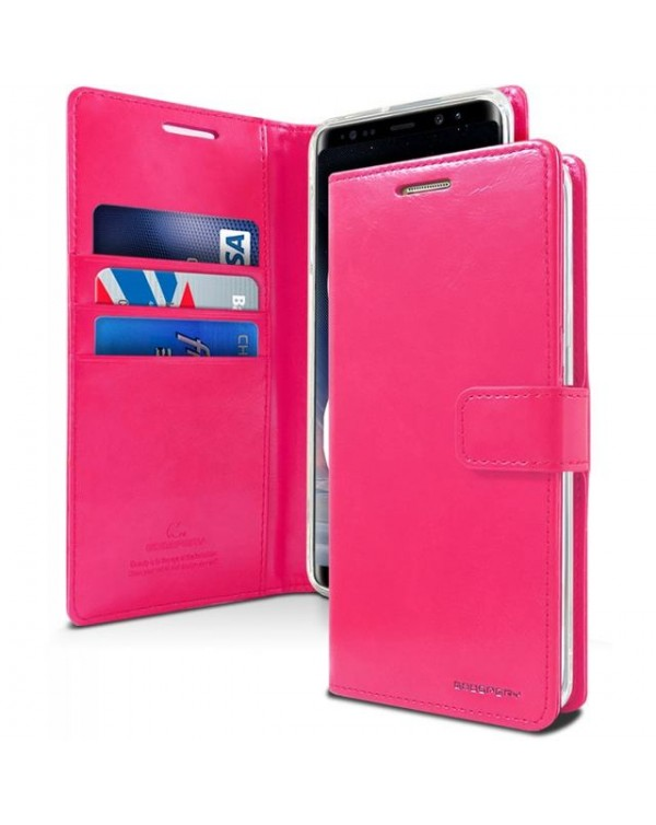 Mercury Bluemoon Diary for Samsung Galaxy S20 Ultra-Pink