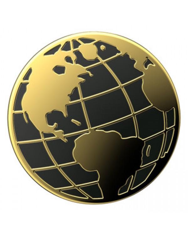 PopSockets - PopGrip Enamel Globe Trotter