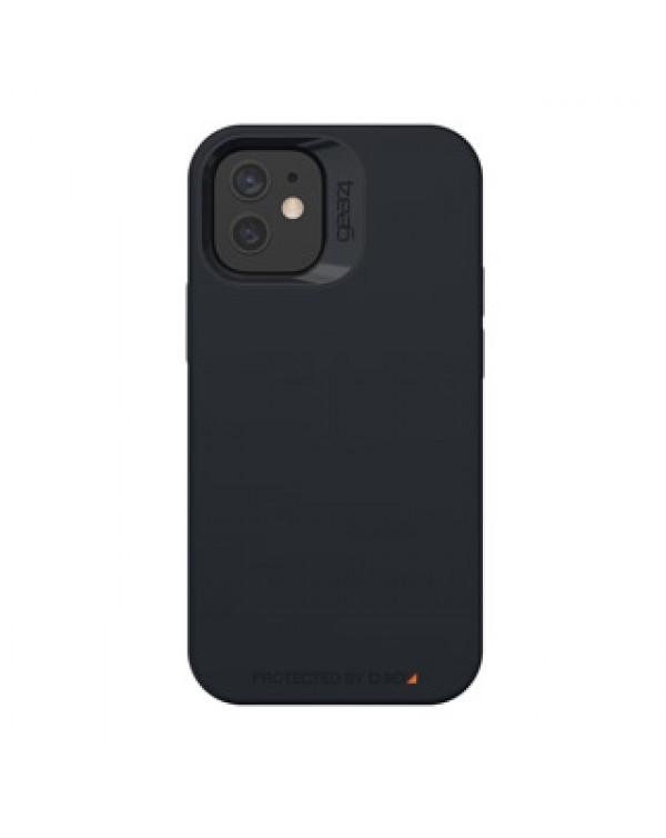 iPhone 12 Mini Gear4 D3O Black MagSafe Rio Snap Case