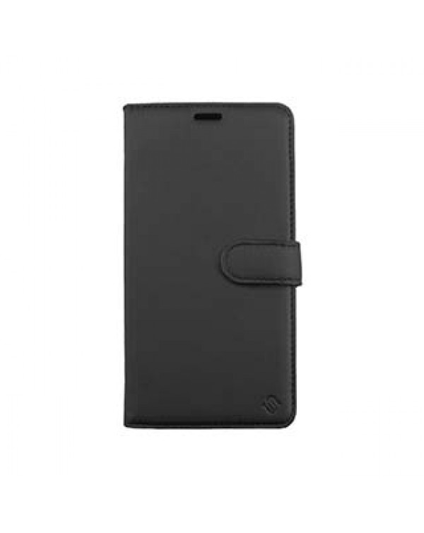 iPhone 11/XR Uunique Black Olive Nutrisiti 2-in-1 Eco Leather Folio & Detachable Back Case