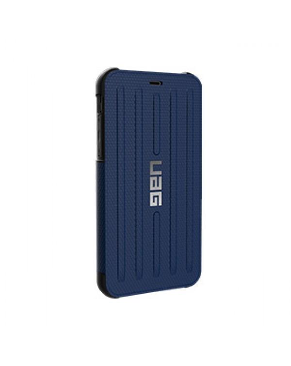iPhone XR UAG Blue/Black (Cobalt) Metropolis Series Folio case