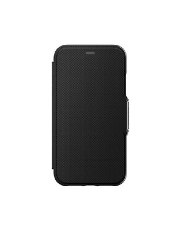 iPhone XR Gear4 D3O Black Oxford Case