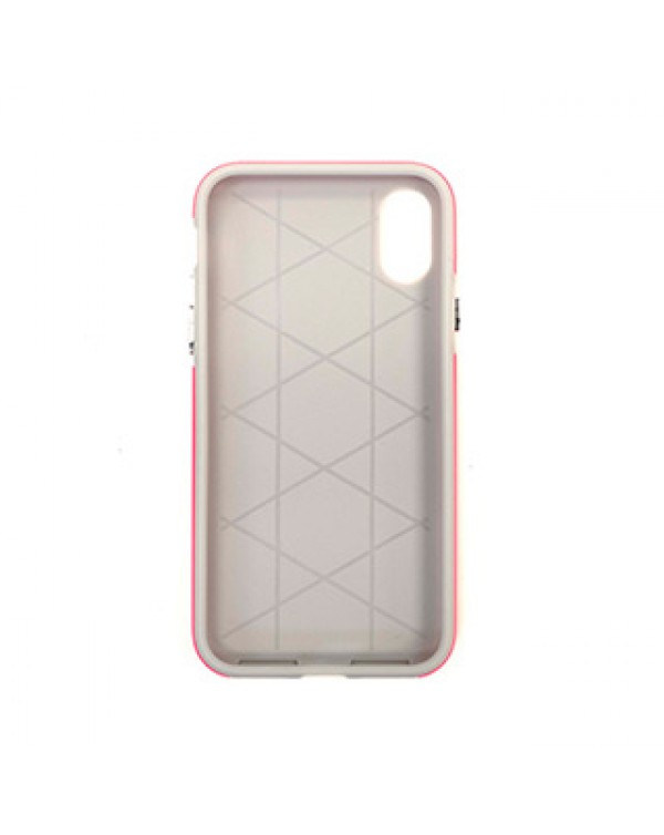 iPhone XR Xqisit Pink Armet Protective case