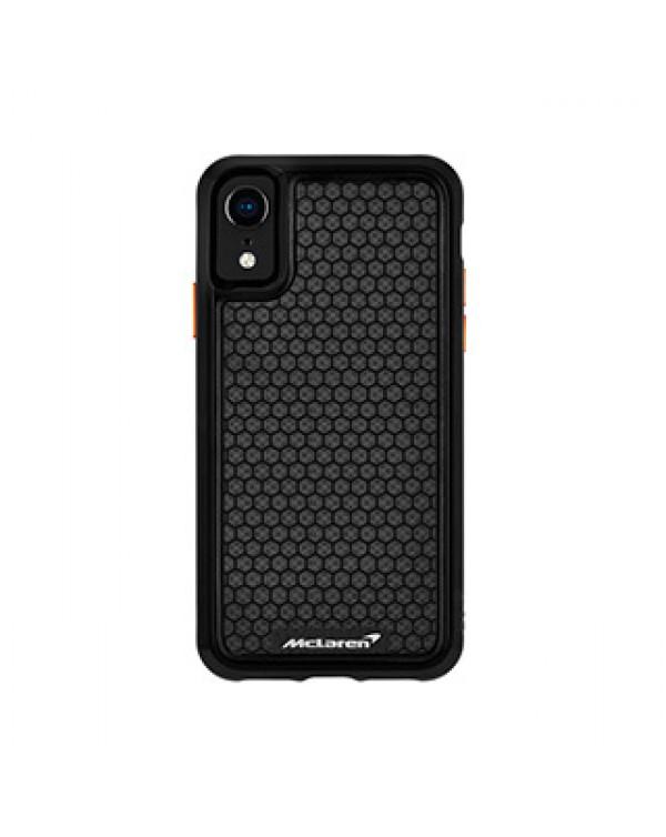 iPhone XR Case-Mate Black McLaren LTD case
