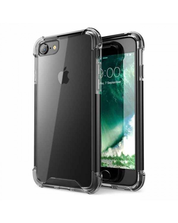 Blu Element - DropZone Rugged Case Black for iPhone SE 2020/8/7