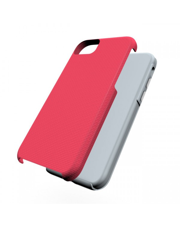 Blu Element - Armour 2X Case Pink for iPhone SE 2020/8/7