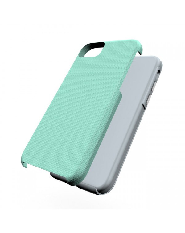 Blu Element - Armour 2X Case Teal for iPhone SE 2020/8/7