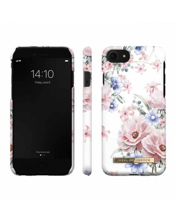 Ideal of Sweden - Fashion Case Floral Romance for iPhone SE/8/7