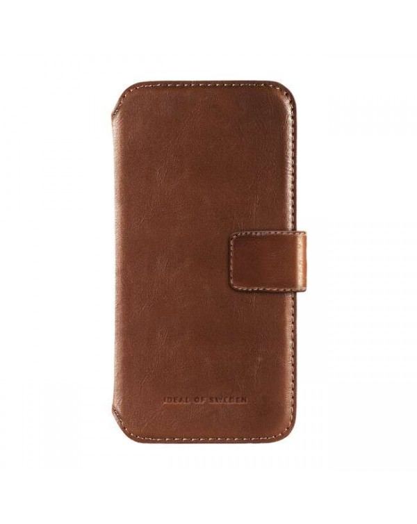 Ideal of Sweden - STHLM Wallet Case Brown for iPhone 12 Pro Max