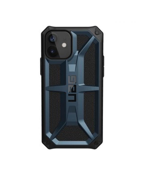 iPhone 12/12 Pro UAG Blue (Mallard) Monarch Case